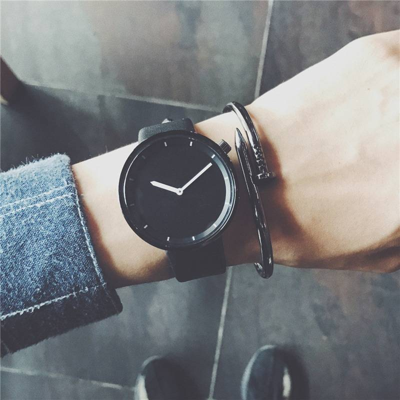 Minimalist Stylish Quartz Watches for Man