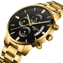 Men's Classic Chronograph Watch
