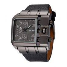 Square Shape Dial Casual Style Men's Watches