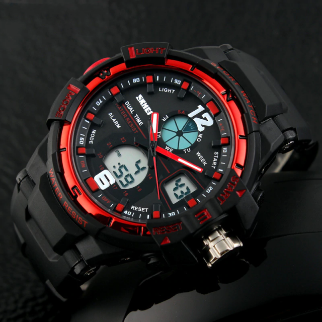 Fashion Digital Sports Watches