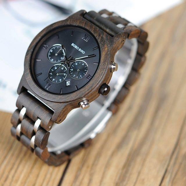 Wooden Men's Watches