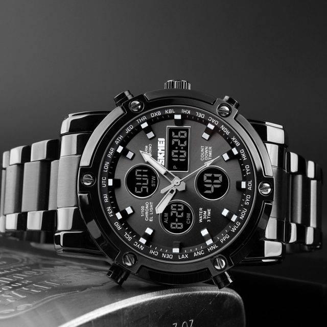 Luxury Style Sport Men's Watch