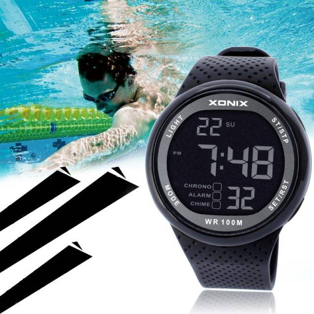 Waterproof Sports Watches for Men