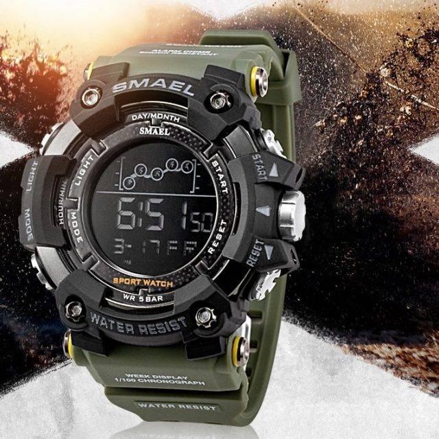 Men's Luminous Sport Watches