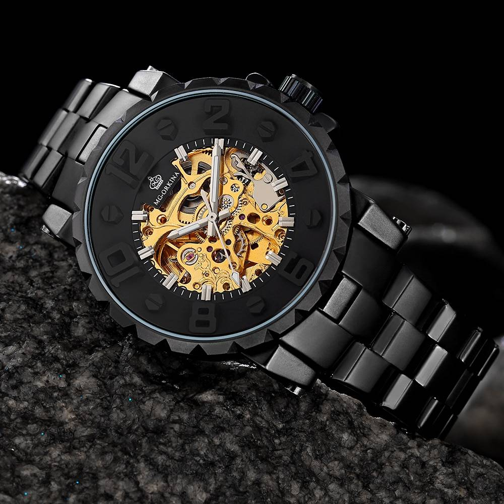Men's Auto Mechanical Wristwatch