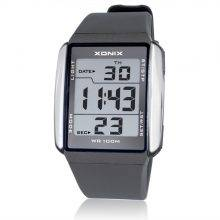 Multifunctional Waterproof Digital Wristwatch