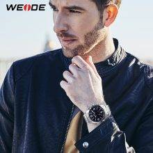 Men's Business Style Watche with LED Display
