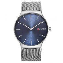 Men's Ultrathin Stainless Steel Quartz Watches