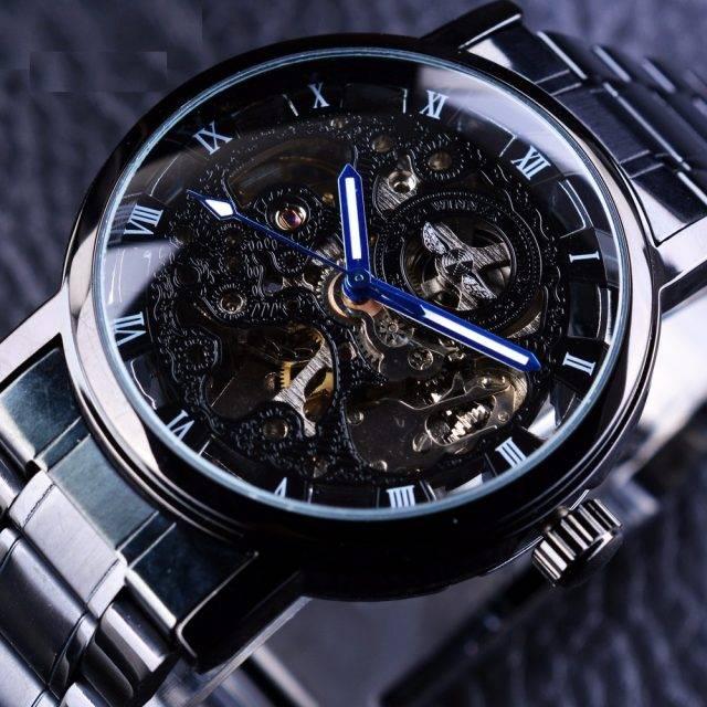 Men's Classic Skeleton Watch