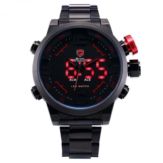 LED Dial Men's Sport Watch