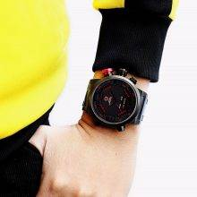 LED Dial Men's Sport Watch