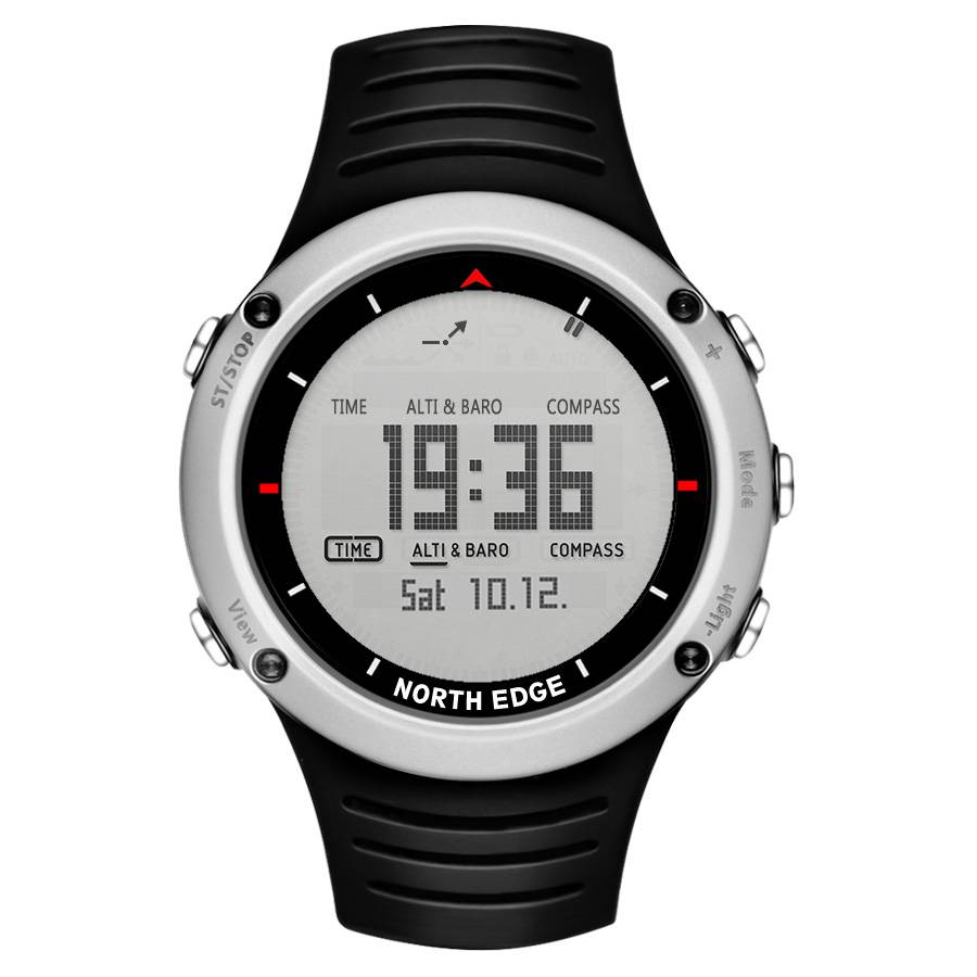 High Quality Professional Multifunctional Water-Resistant Digital Watch