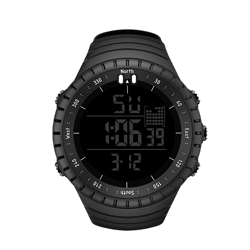 Rugged Digital Wristwatches for Men