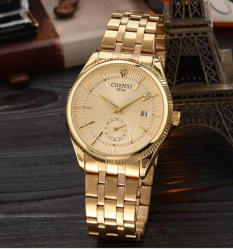 Men's Fashion Quartz Wristwatches