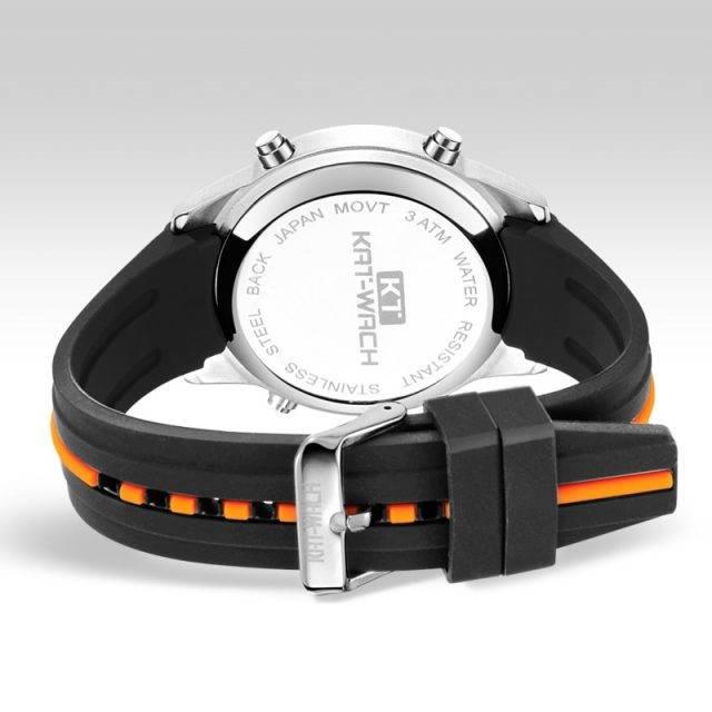 Classy Waterproof Digital Wristwatches for Men
