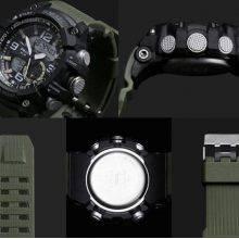 Men's Shockproof LED Digital Watches