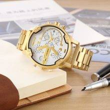 Business Watches With Dual Display for Men