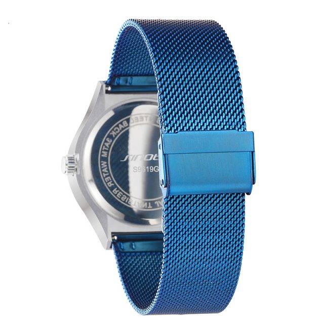 Unique Futuristic Mesh Watch