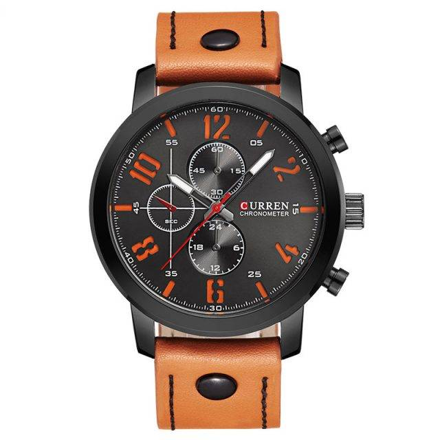 Waterproof Men's Fashion Watches
