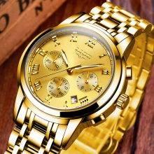 Men's Luxury Quartz Top Quality Watches
