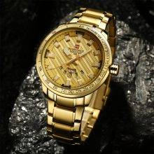 Men's Fashion Full Stainless Steel Watches