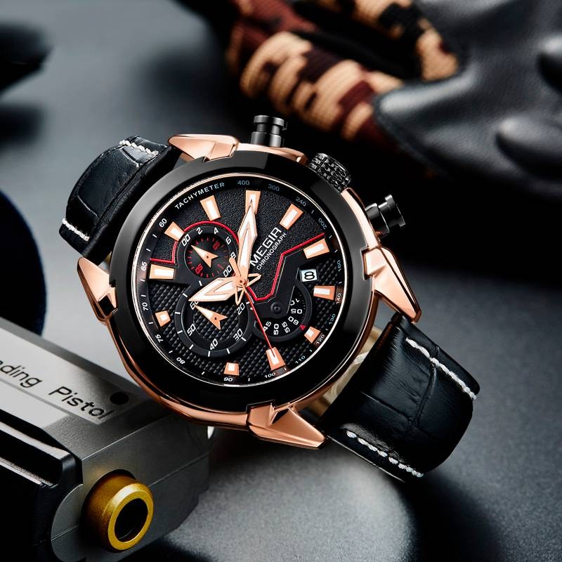 Luxurious Sports Wristwatches for Men