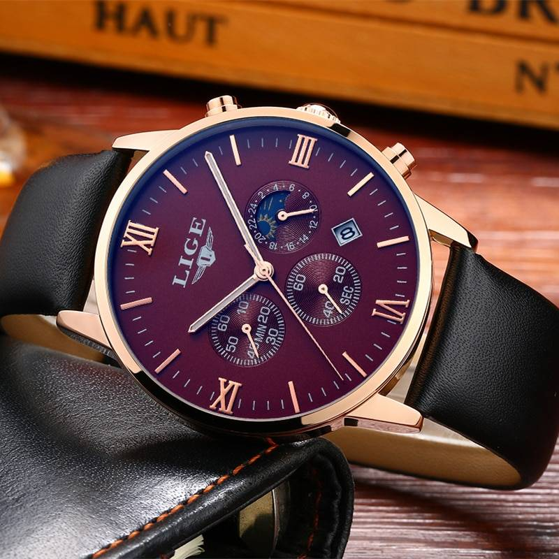 Chronograp Style Watches for Men