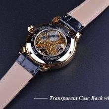 Men's Luxury Mechanical Skeleton Watch