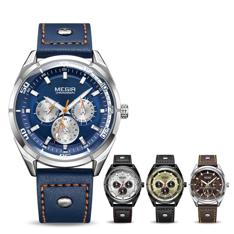 Casual Men's Wristwatches