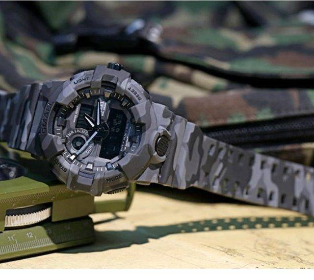 Men's Printed Sport Watches