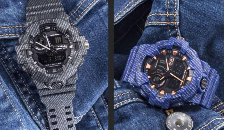 Men's Printed Sport Watches