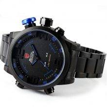 Luxury Style LED Dial Men's Quartz Watch