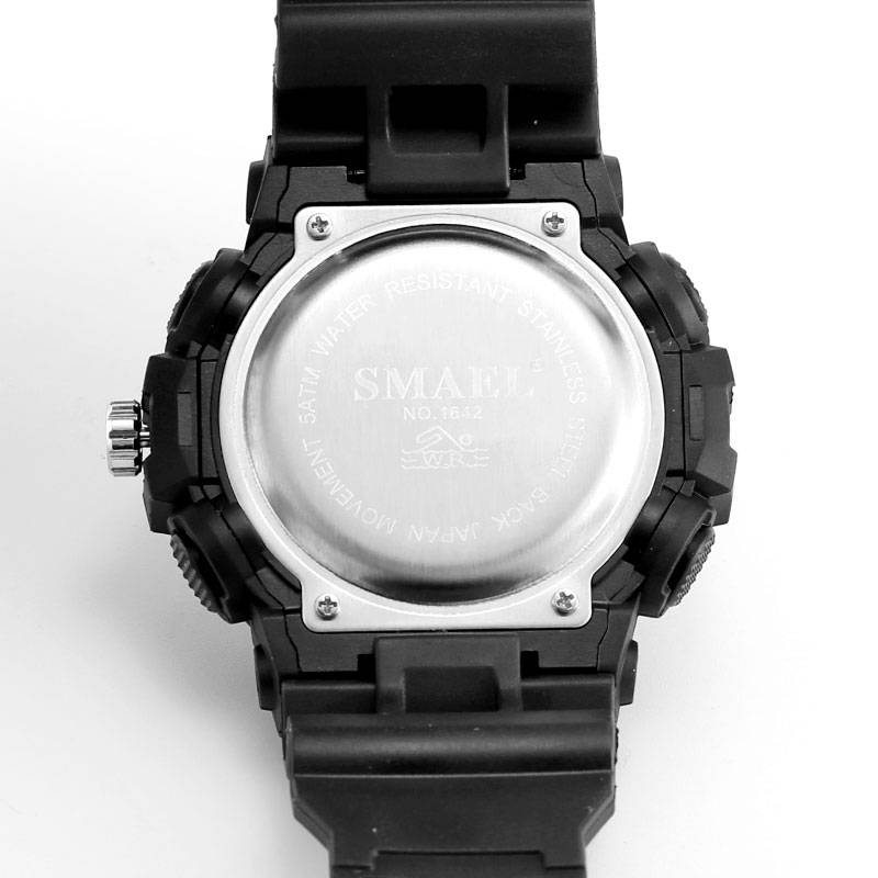Dual Display Sports Watches for Men