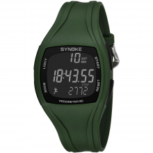 Digital Sports Watches for Men with Pedometer