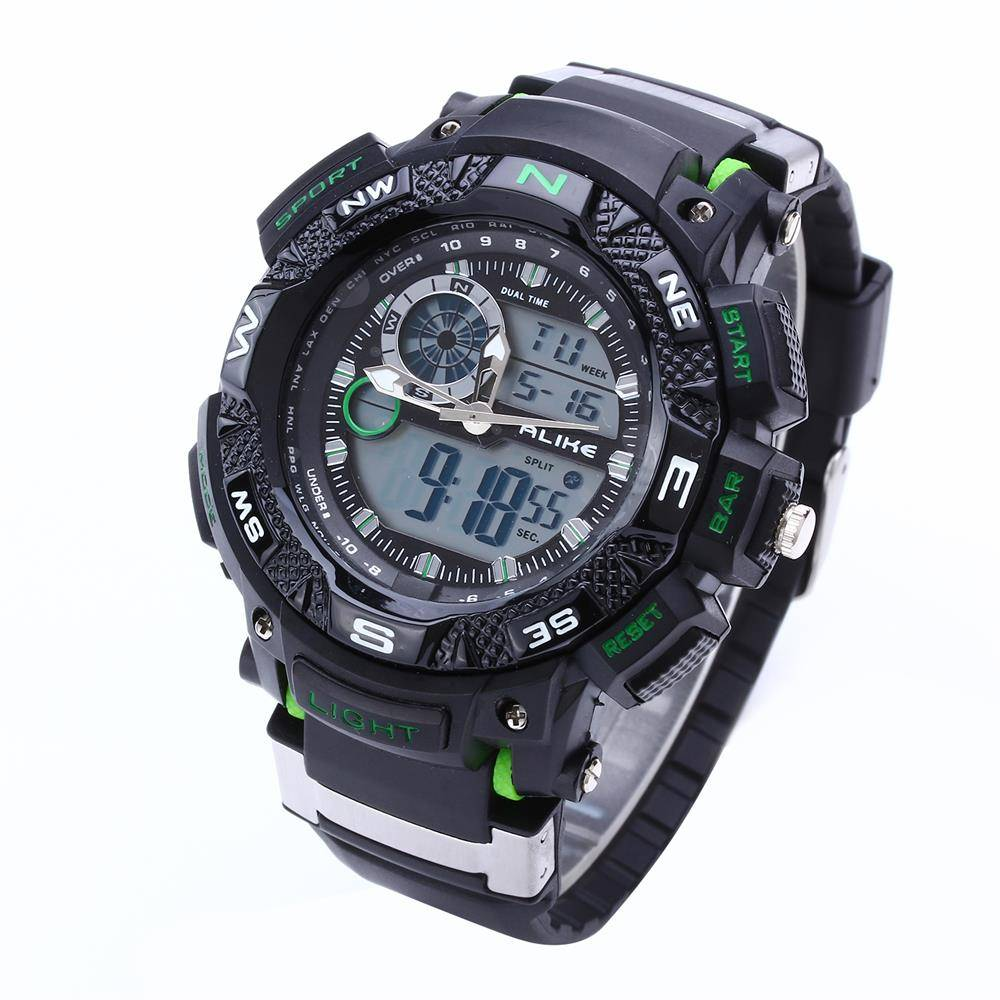 G Shock Style Sports Watches