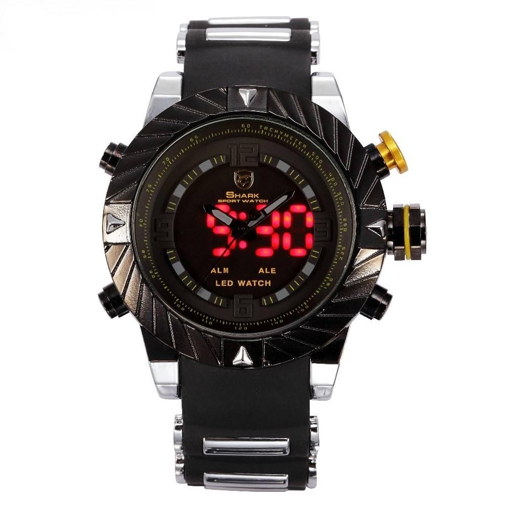 Men's Innovative Design Sport Watch