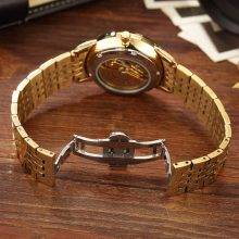 Men's Luxury Waterproof Dragon Decorated Watches