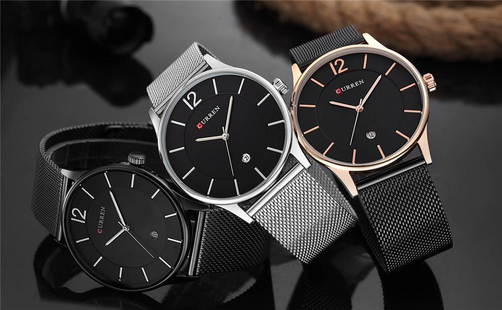 Laconic Style Watches for Men