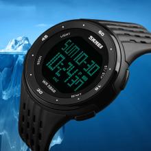 Digital Waterproof Sports Watches for Men