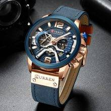 Men's Classic Chronograph Watch
