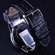Men's Unique Racing Watch