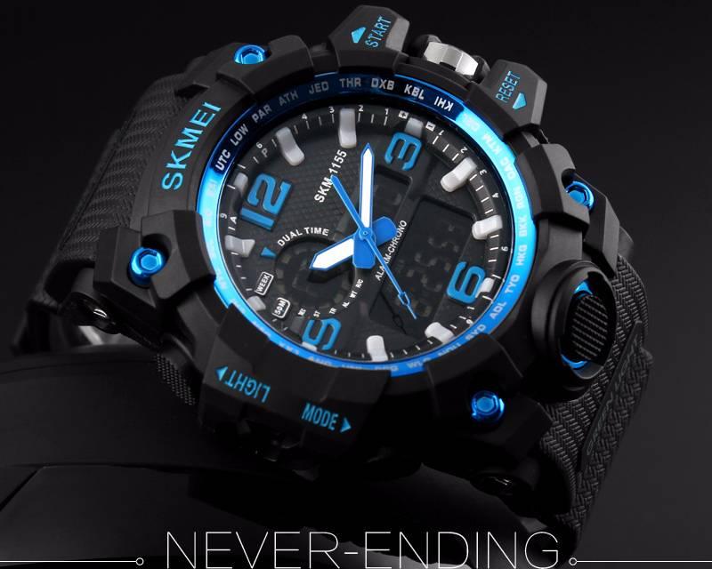 Men's Military Waterproof Wristwatches