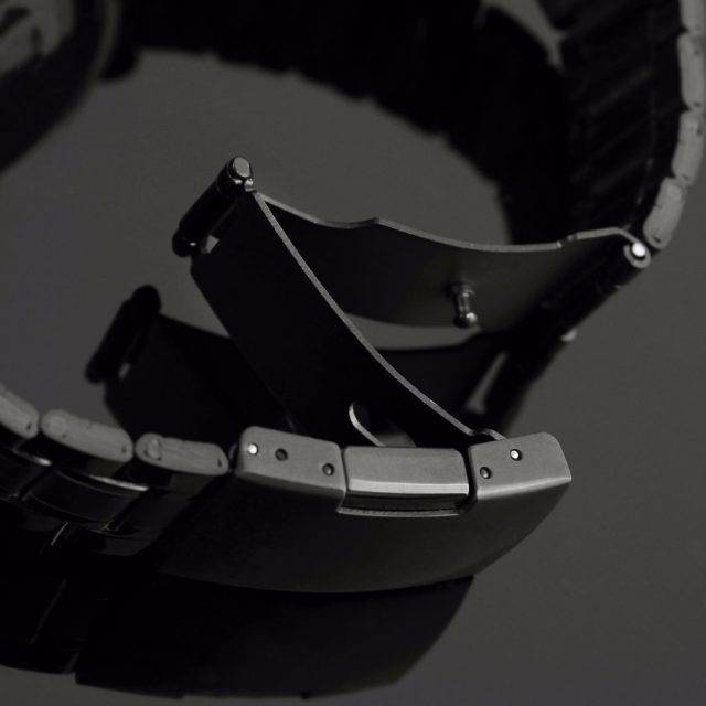 Black Men's Watch