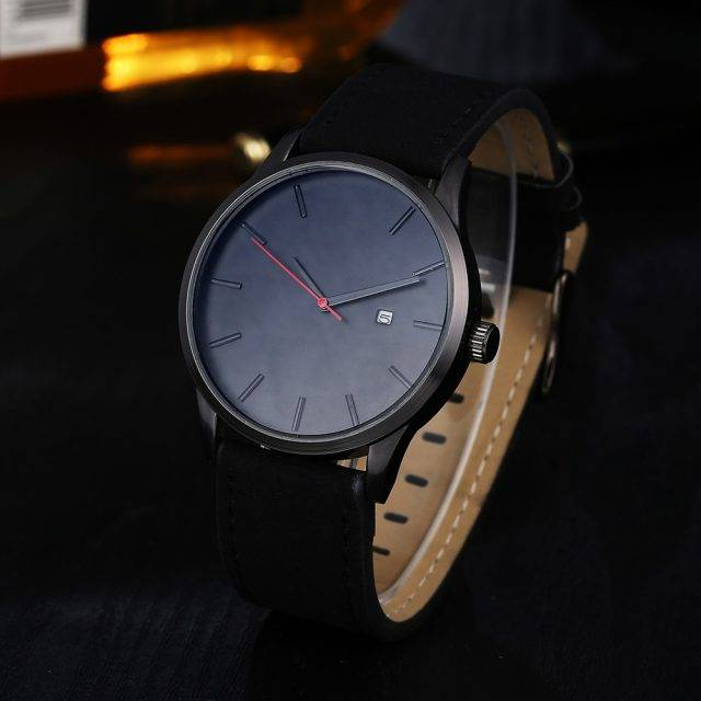 Minimalistic Designed Men's Watches