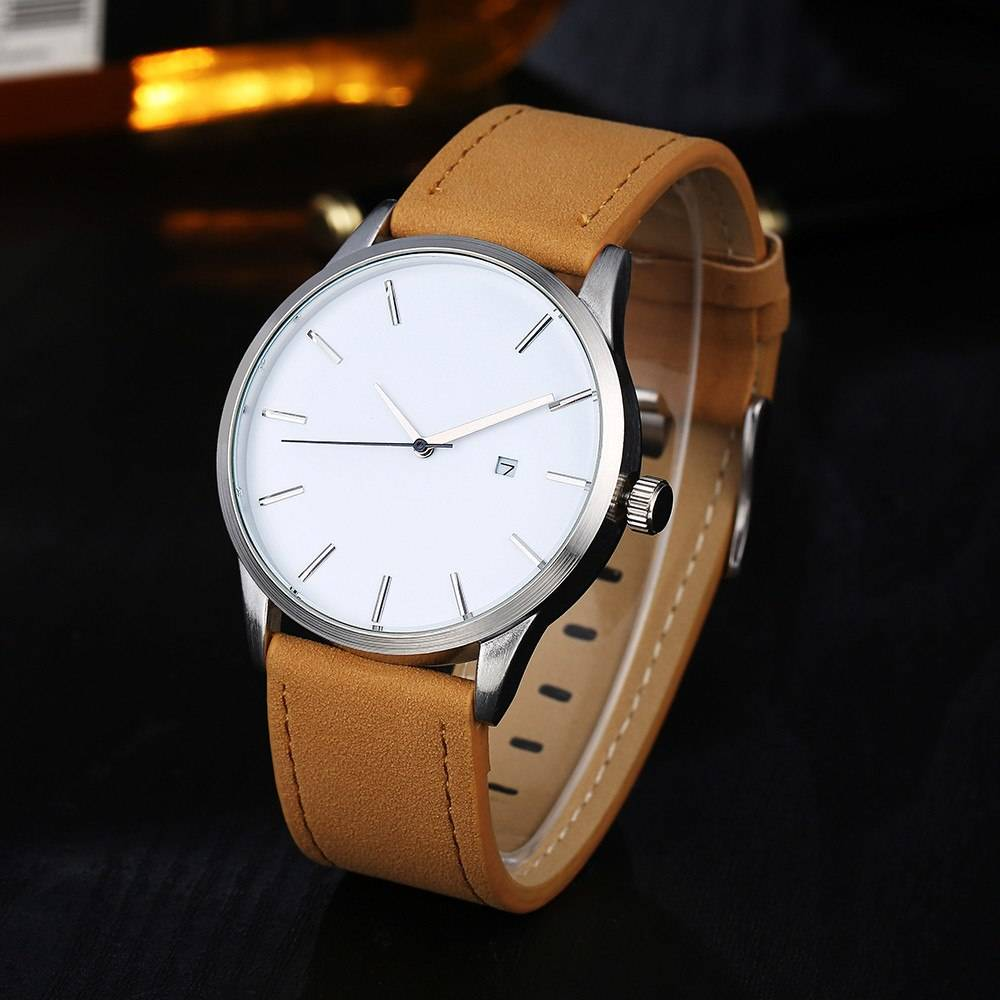 Minimalistic Designed Men's Watches
