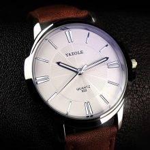Men's Business Style Quartz Watches
