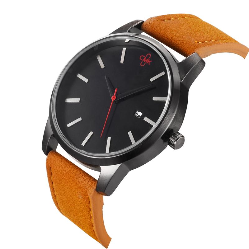 High Quality Casual Quartz Men's Wristwatch