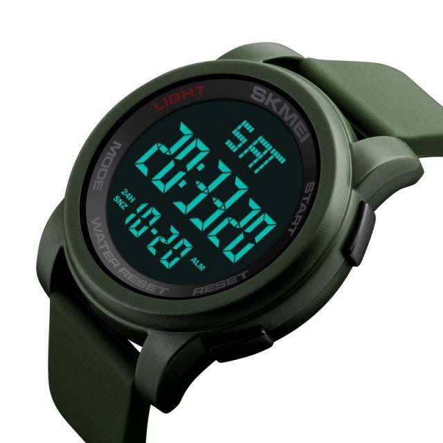 Men's Sport LED Watches