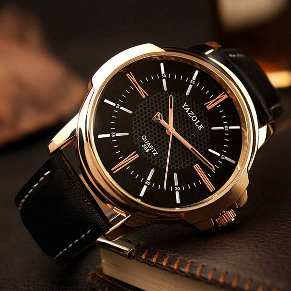Classic Quartz Watches for Men