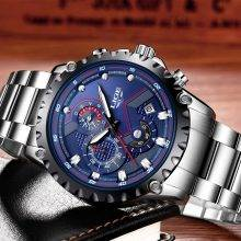 Fashion Waterproof Men's Watches